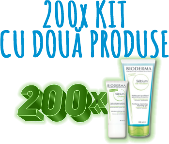 200 x Kit cu 2 produse